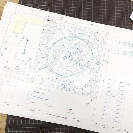 SONAR-FIELD plan 2019 by Zu Architects