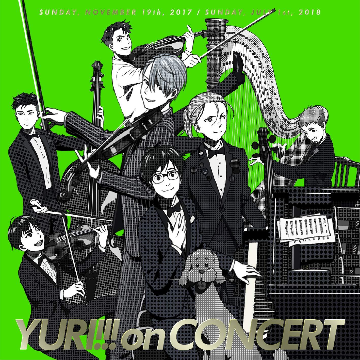 Yuri on concert