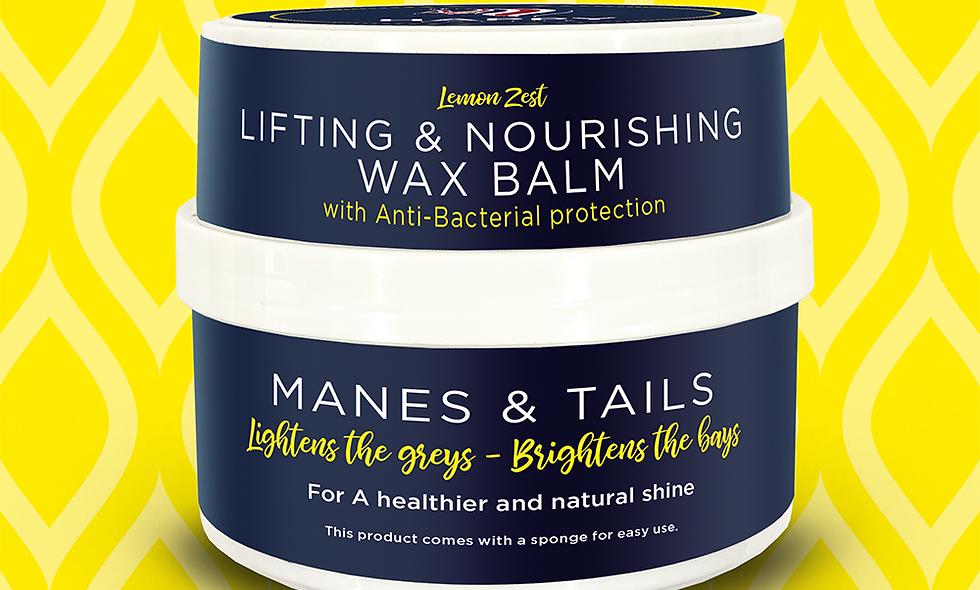 Lifting & Nourishing Wax Balm - Lemon Zest 300ml