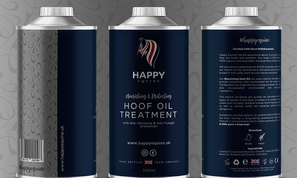 Nourishing & Protecting Hoof Oil Treatment 500ml