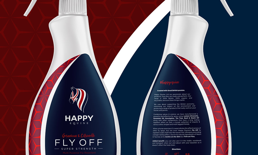 FLY OFF - Super Strength 750ml
