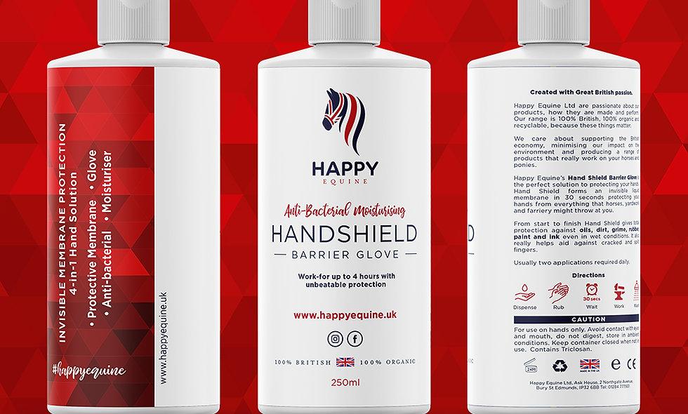 Handshield - Barrier Glove 250ml