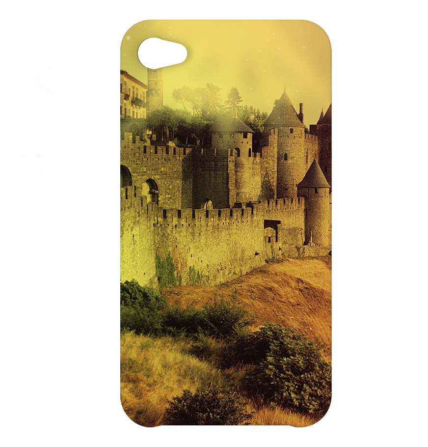 Fantasy Castle iPhone Cover