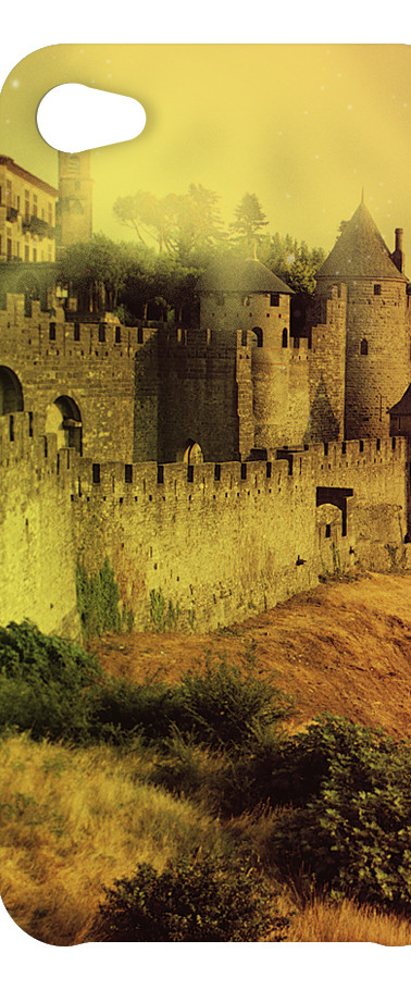 Fantasy Castle iPhone Cover