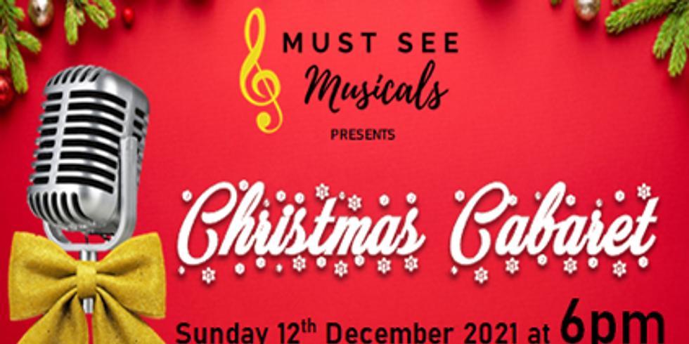 Christmas Cabaret 6pm Show