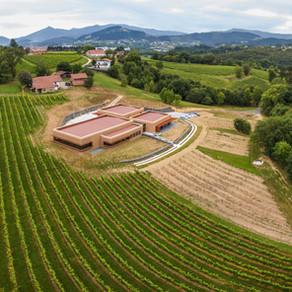 Itsasmendi Cellars - Basque Country