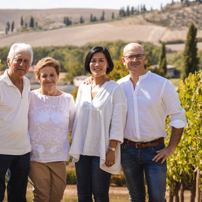 Santa Giulia Winery | at the heart of the Brunello wine region Q&A w/ Gianluca Terzuoli, owner