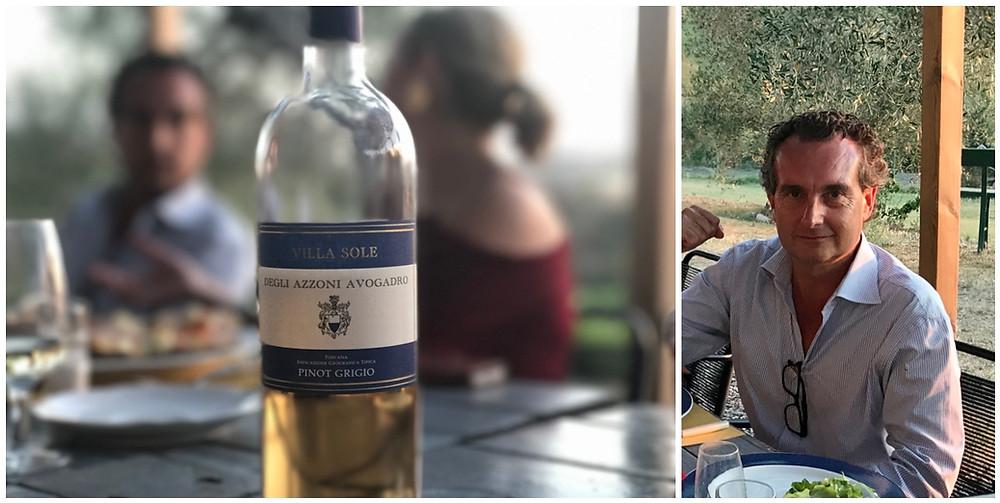 Avogadro Degli Azzoni Wines Tuscvany Italy Travel Wine Tasting Tinto
