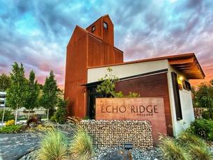 Echo Ridge Cellars   Oregon