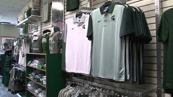 MSU Union: Spartan Spirit Shop