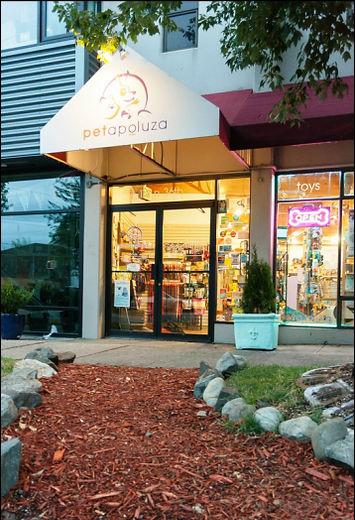 Petapoluza Storefront