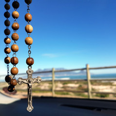 TBG: A Page at a Time | A Trivial Rosary Request