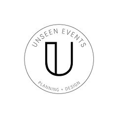 Tampa Wedding Planner - Unseen Events Logo