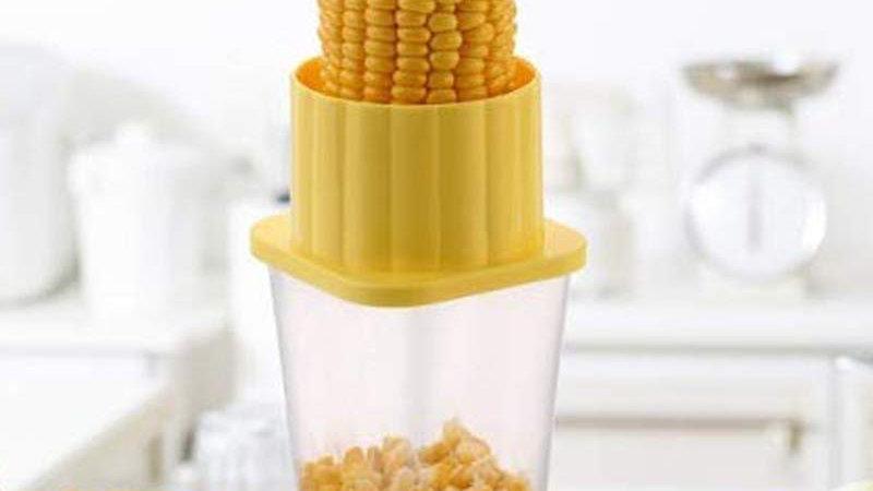 Corn striper