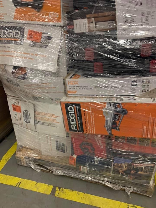 Home Depot Turbo Tools Loads