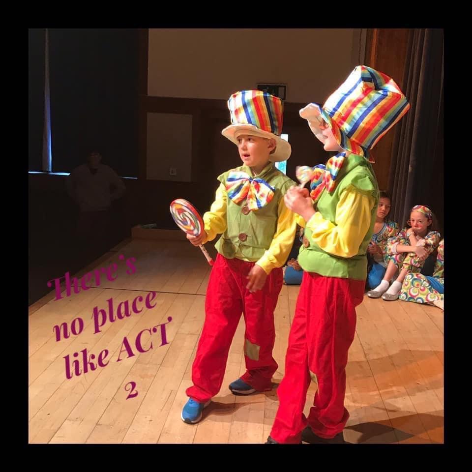 ACT2 Drama  Tuesday  -1 hour class