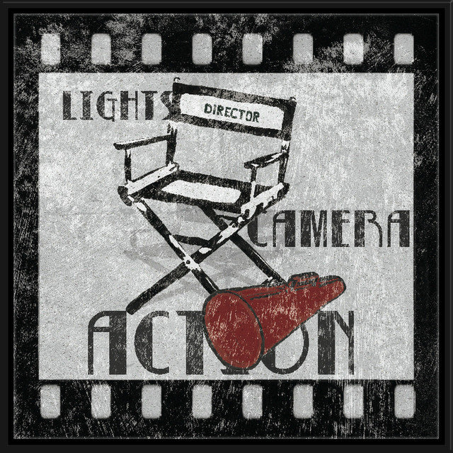 LIGHTS CAMERA ACTION: Wed 28th July