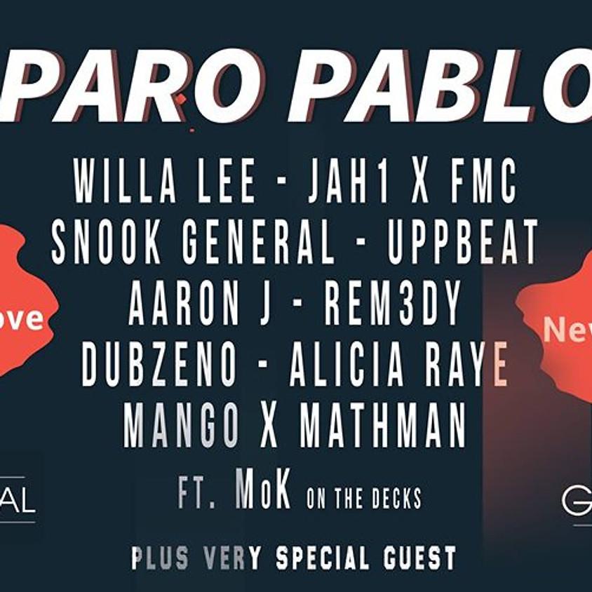 Paro Pablo - EP Launch 'Never Known Love'