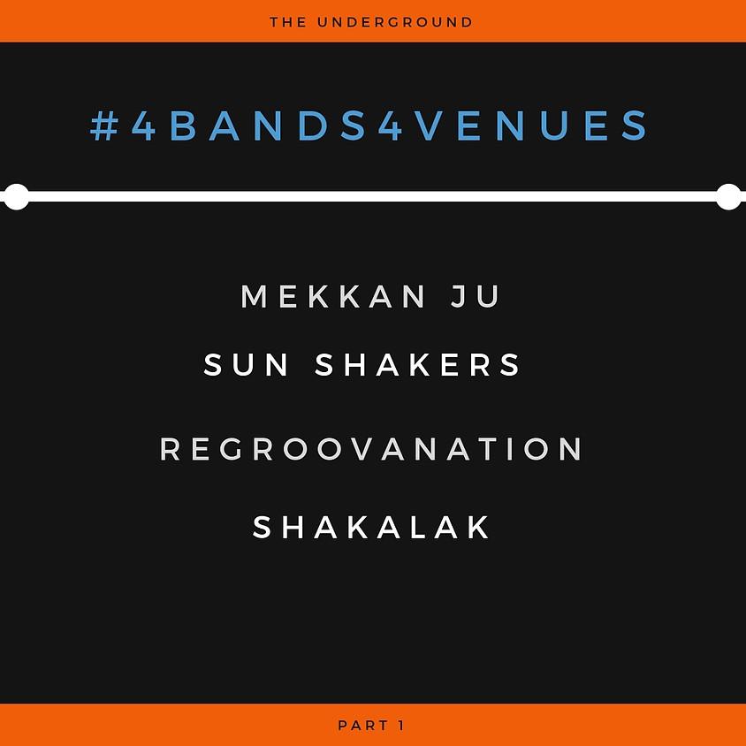 4 bands