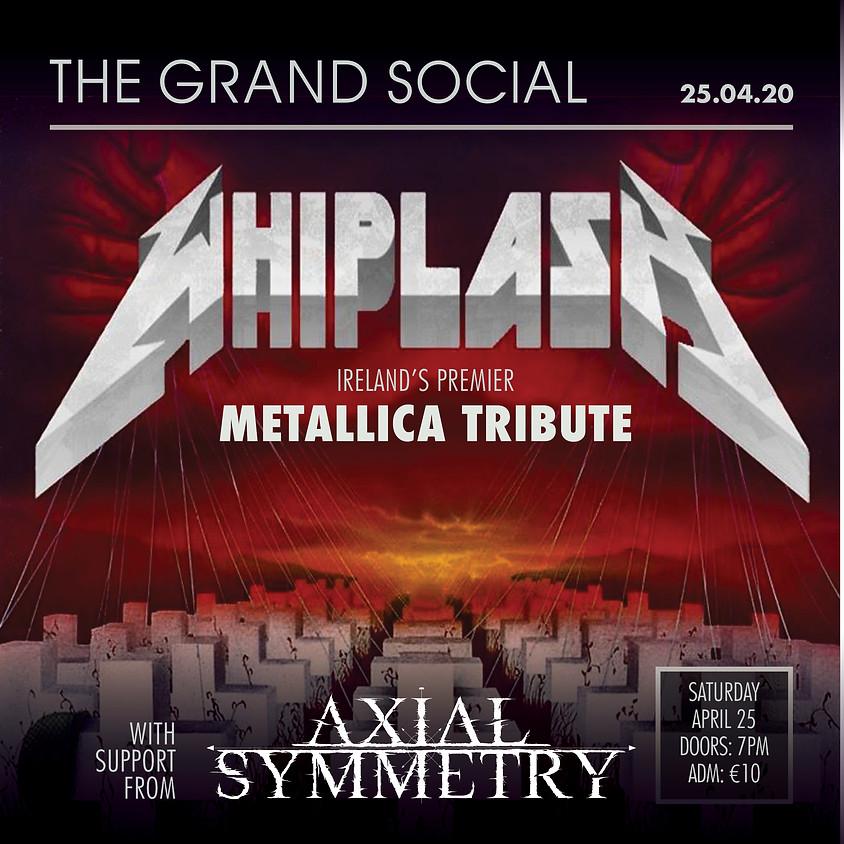 WHIPLASH ( Metallica Tribute )
