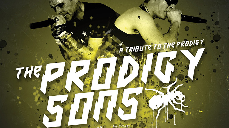 Celebrating Keith Flint's birthday with The Prodigy Sons and Chemical Beats