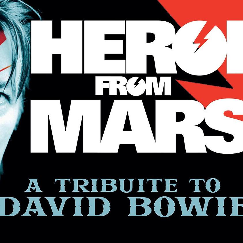 Wham, Bam! Thank you mam. A tribute to David Bowie