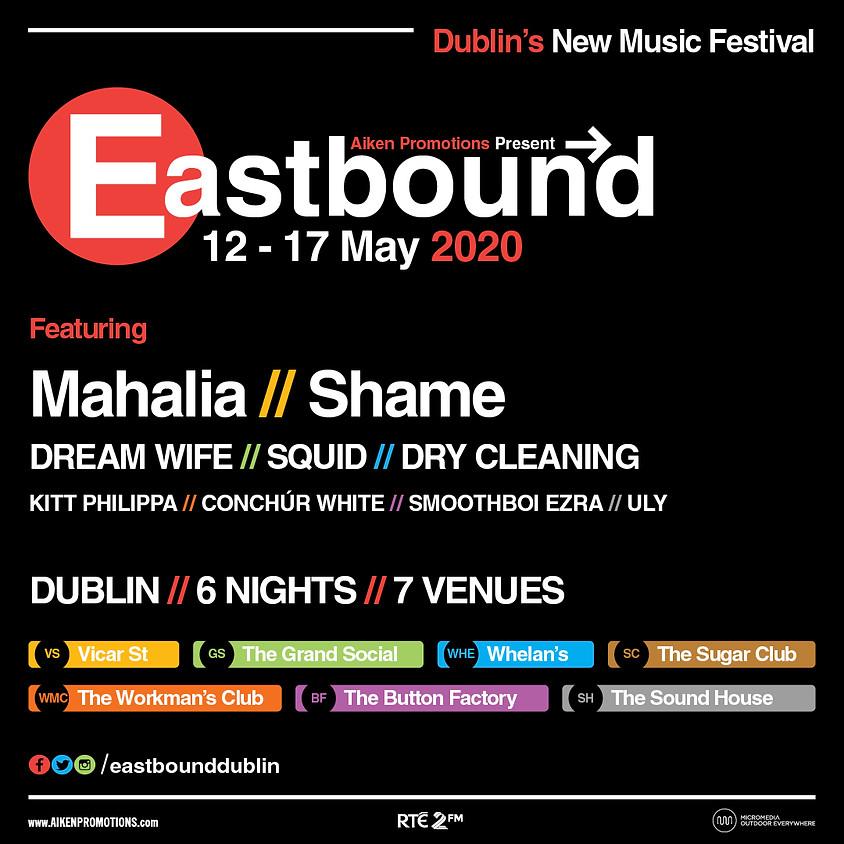 Squid- Eastbound Festival - CANCELED