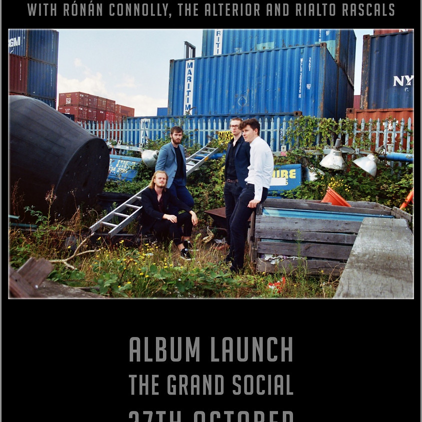 Long and Greasy - Album Launch