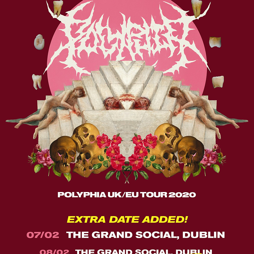 Polyphia Second Date added due to high demand