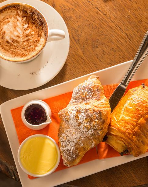 Coffee & Pastries