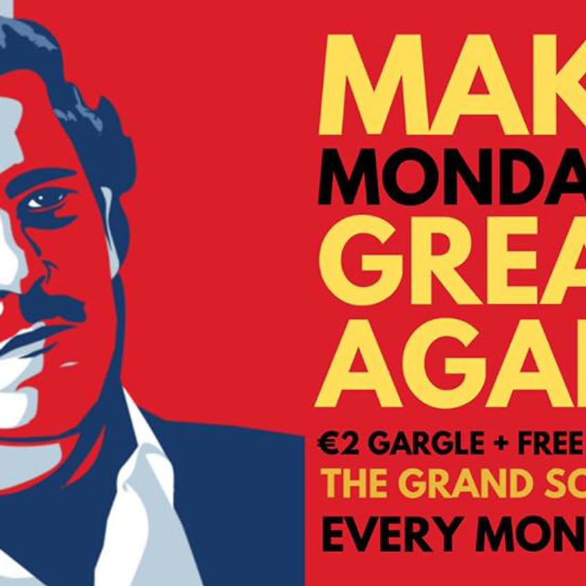 Raw Monday's