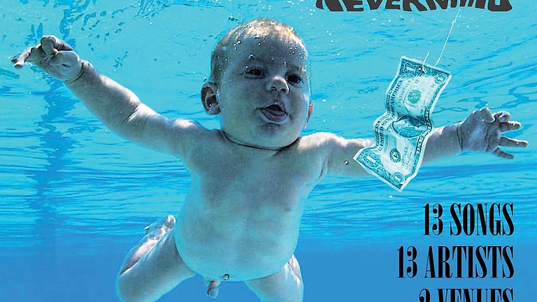 NIRVANA - Nevermind 30th Anniversary