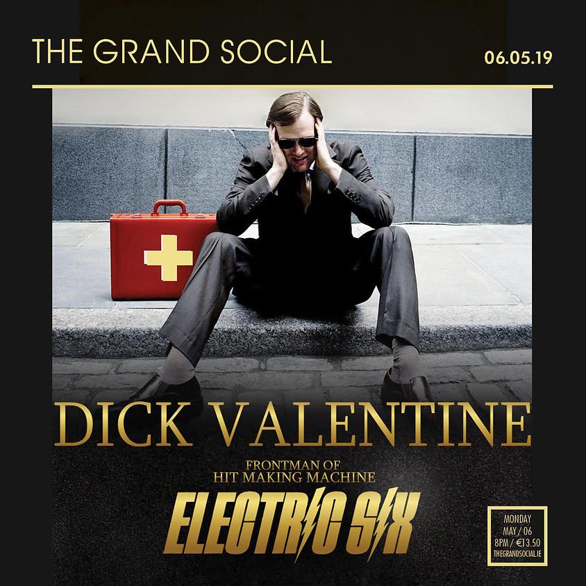 Dick Valentine -Electric Six mastermind!