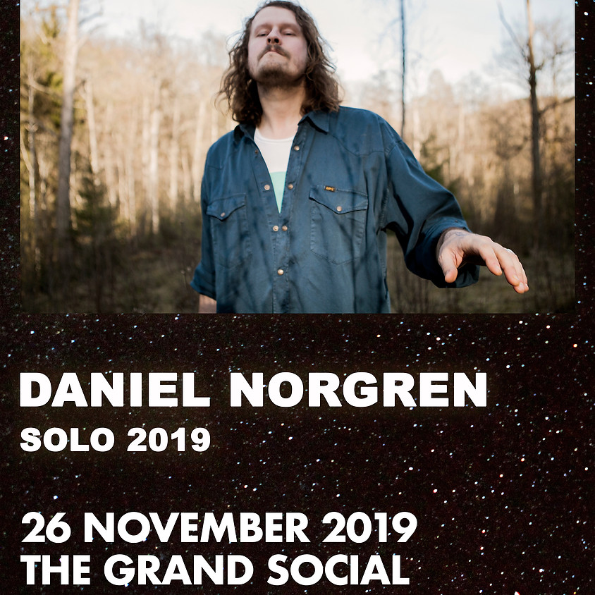 Aiken Presents Daniel Norgren - Solo