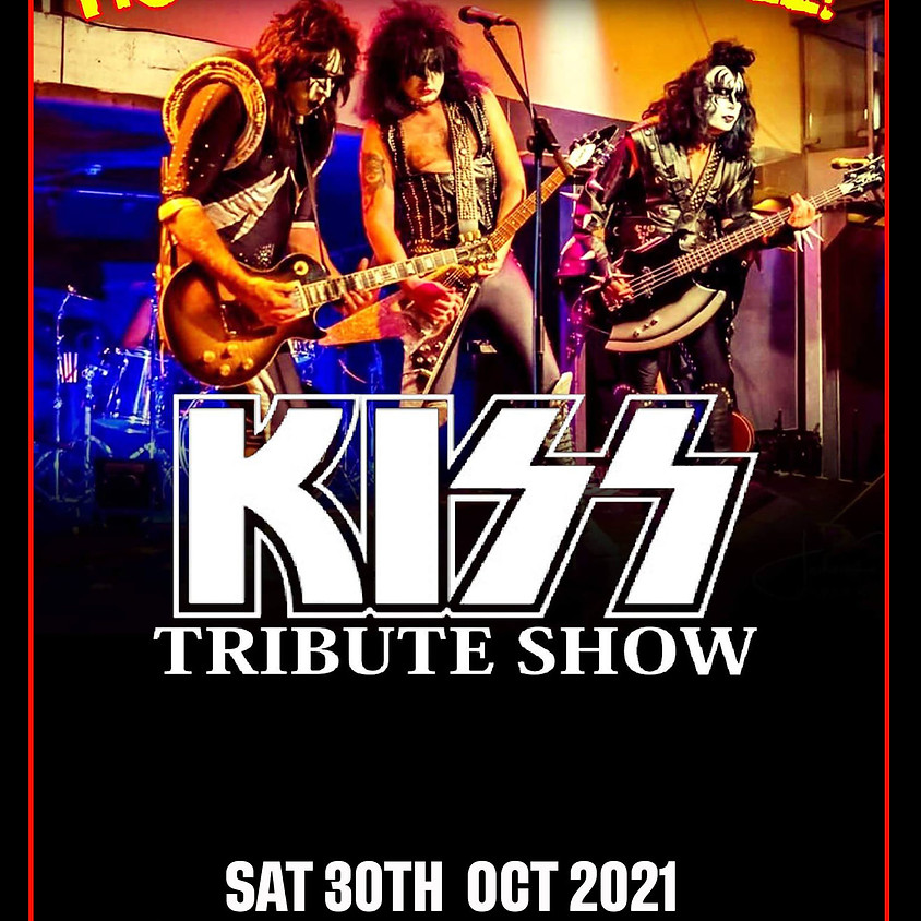Hotter Than Hell! Europes No.1 Kiss Tribute Show!
