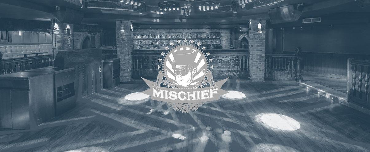 Nightclub dancefloor Mischief