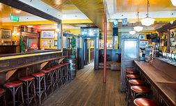 Chambers pub brasserie food area