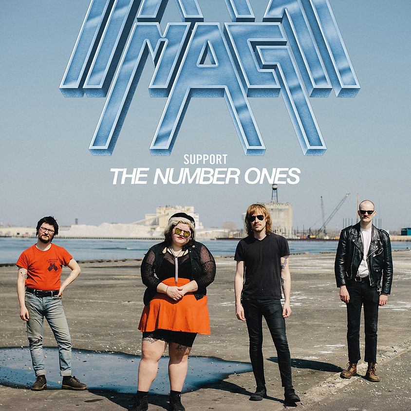 Aiken Presents: Sheer Mag
