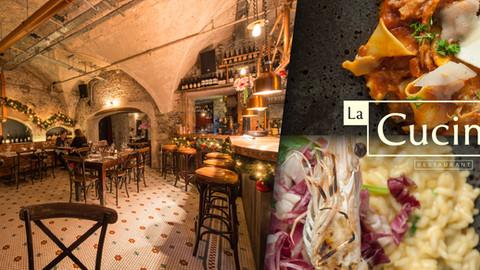 New Website for La Cucina
