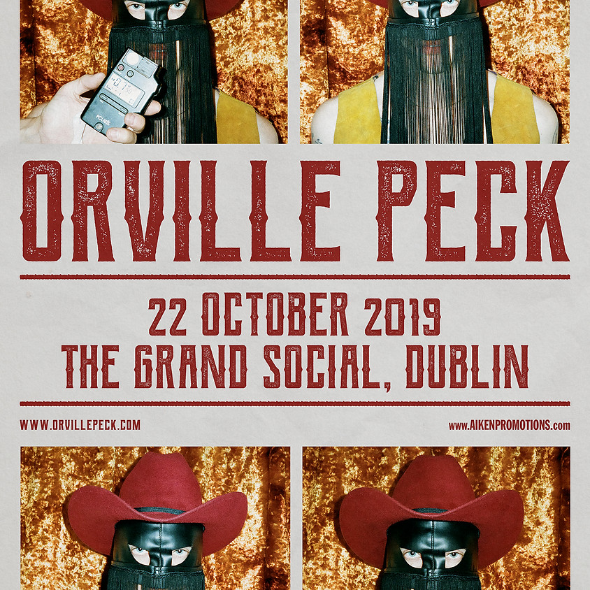 Orville Peck- SOLD OUT