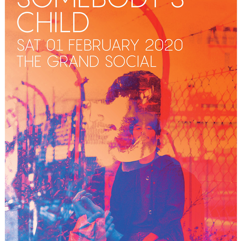Somebodys Child -SOLD OUT