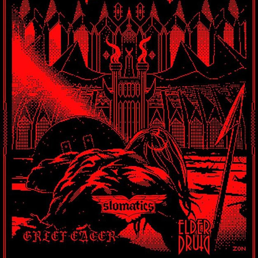 Conan, Elder Druid & Grief Eater
