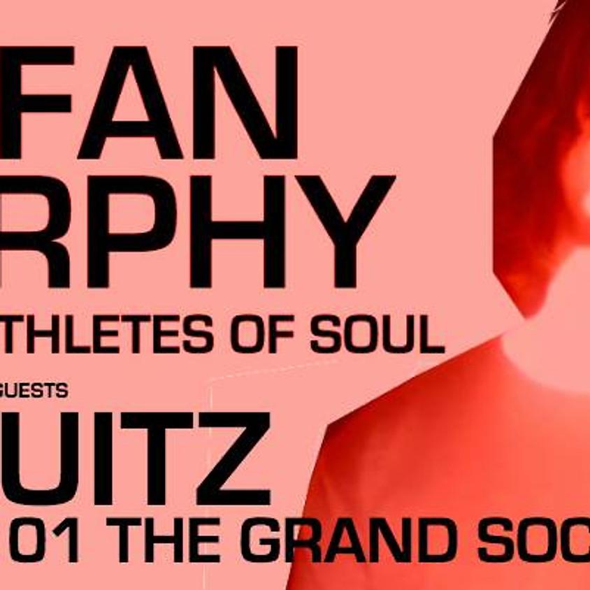 MCD present STEFAN MURPHY & The Athletes of Soul