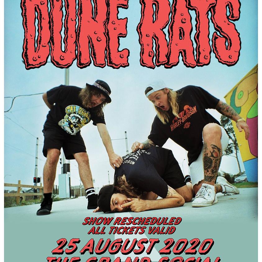 DUNE RATS  CANCELED