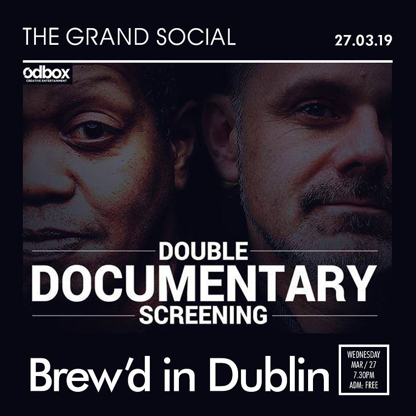 The Odbox Double Documentary Screening