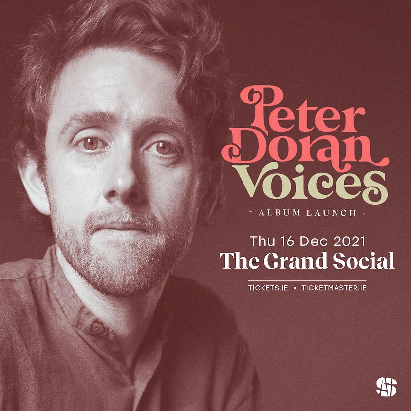 Peter Doran Album Launch