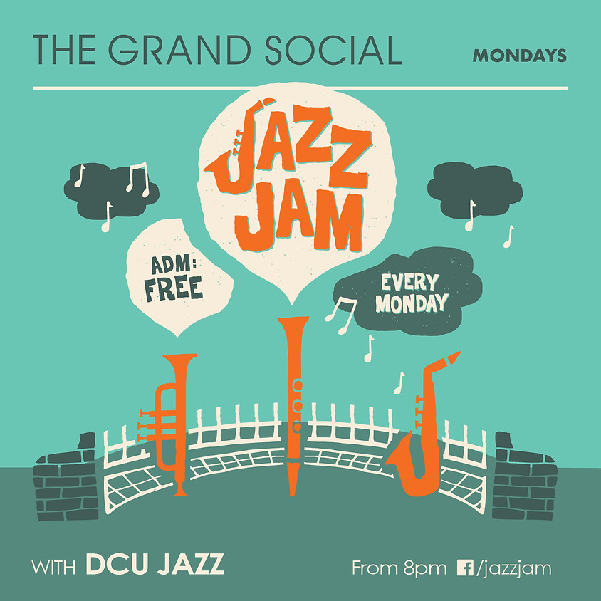 Jazz Jam Monday's