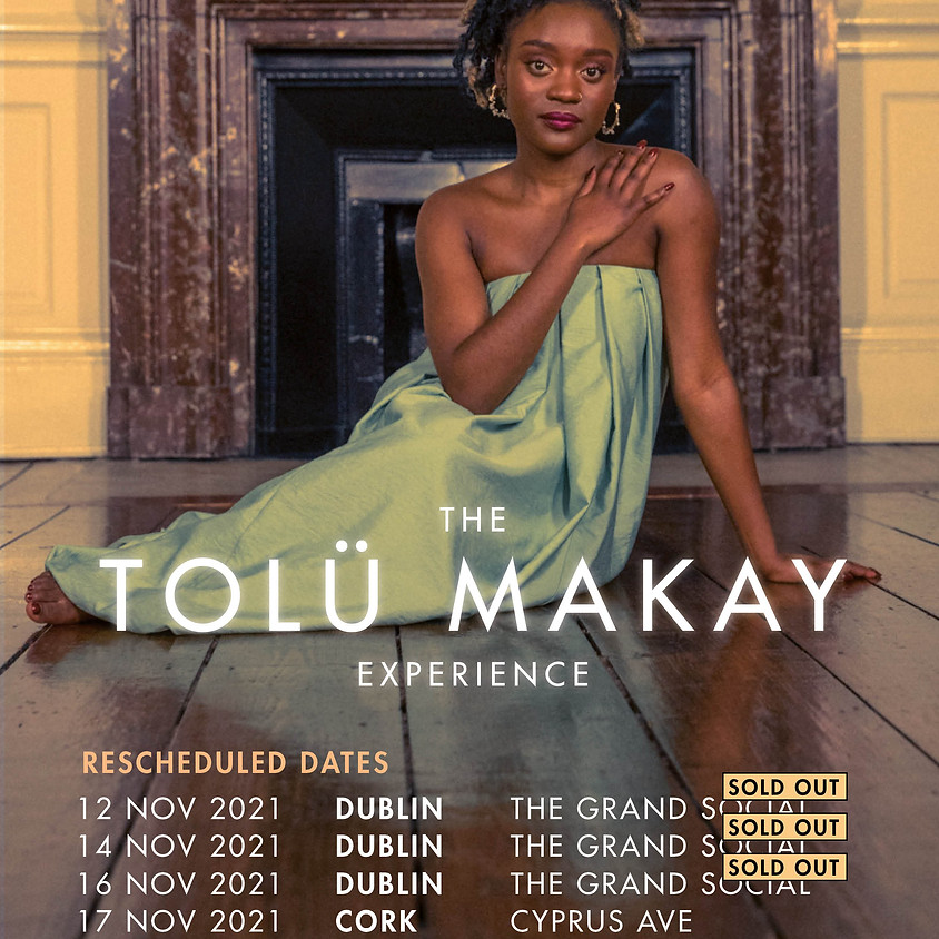Tolü Makay SOLD OUT