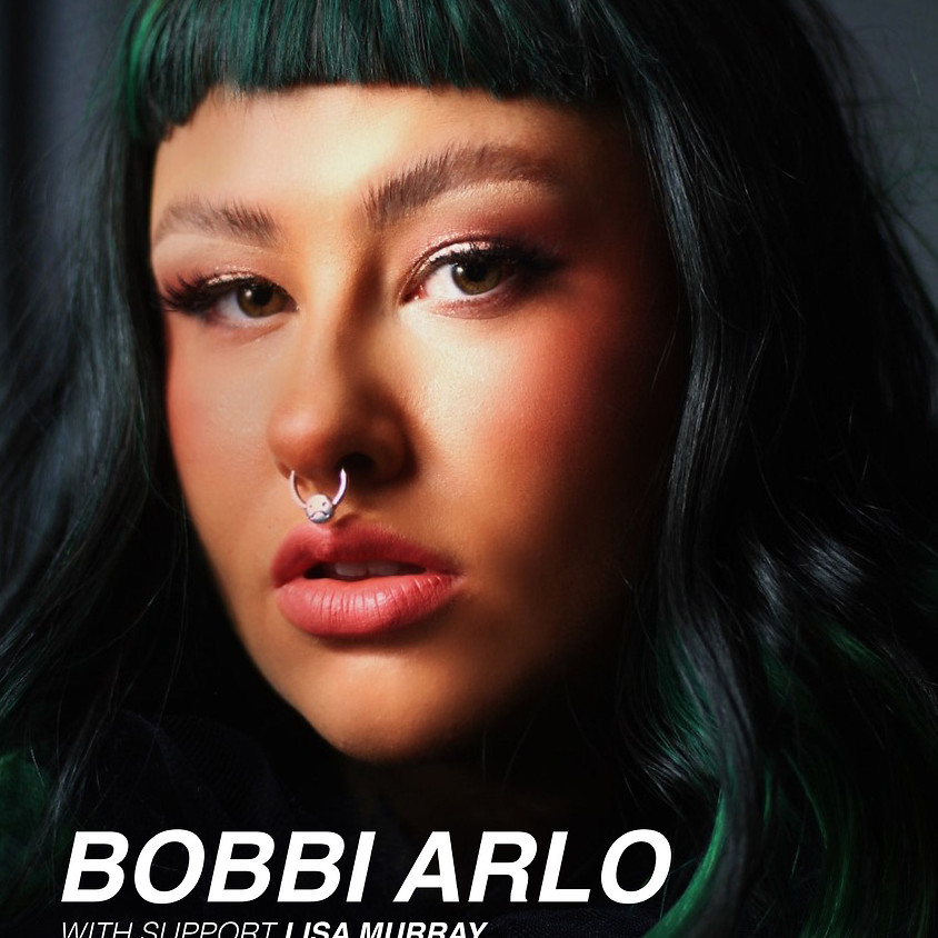 Bobbi Arlo- Rescheduled show