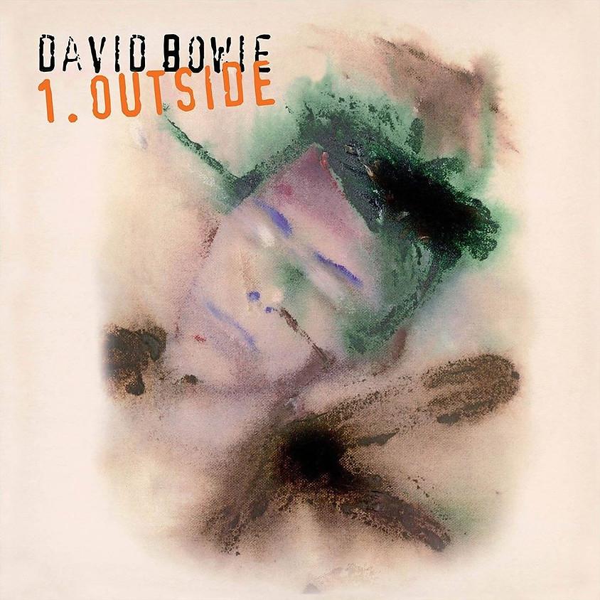 Art-Crime Inc perform David Bowie's 1.Outside.
